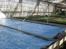 Nappe chauffante accélératrice de germination pour semis et plants
