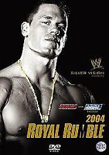 WWE - Royal Rumble 2004 (DVD, 2004) New  Region 4