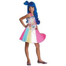 Katy Perry Costume Kids California Gurls Candy Halloween Fancy Dress