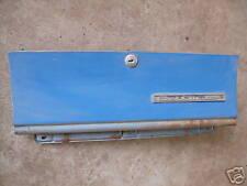 1966 66 CHEVROLET CHEVY BELAIR BISCAYNE SEDAN GLOVE MAP BOX DOOR LID OEM 427 396