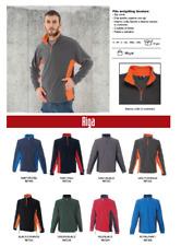 Sweatshirt with Zip short Bicoloured Mechanical Man 8 Colours Free Time Jrc