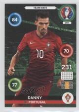 2016 Panini Adrenalyn XL UEFA Euro #268 Danny Rookie Soccer Card