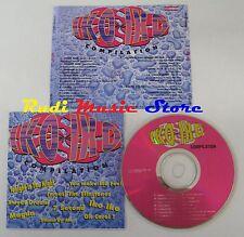 CD IKO IKO 1994 POWER BAND BEDROCK FORWARD LOVERS MASCARA MAGDA LANOTTE (C11)