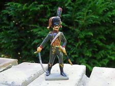 STARLUX NAPOLEON 1er EMPIRE Plomb: CHASSEUR DE LA GARDE IMPERIALE 1806