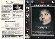 Yentl (1983) VHS