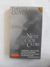 GUTERSON LA NEVE CADE SUI CEDRI SUPER POCKET