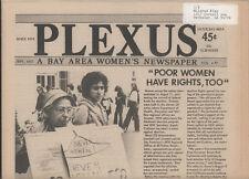 SF Bay Area PLEXUS, Women's Liberation News, Sept 1977