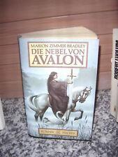 Die Nebel von Avalon, ein Roman von Marion Zimmer Bradl