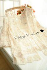 Women Boho Lace Floral Crochet Chiffon Cardigan Blouse Kimono Shirt Kaftan Tops