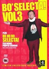 Bo Selecta - Series 3 / Christmas Special (DVD, 2004, 3-Disc Set)