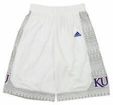 Adidas NCAA Men's Kansas Jayhawks Basketball Shorts