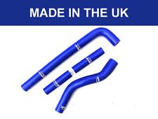 Yamaha wrf250 Wr250f Silicona Kit De La Manguera De Radiador Azul Refrigerante Tubos 02-05 hecho Reino Unido