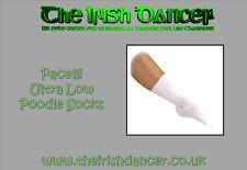Pacelli Ultra Low Poodle Socks - Irish Dancing