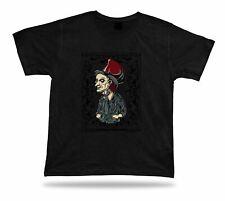 Tshirt Tee Shirt Birthday Gift Idea Evil Wizard Creep Berton Hat Old Man Stylish