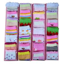 7 Days 7 Pairs de bébé fille Chaussettes boite cadeau for Nouveaux-nés 0-6 mois
