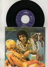 Graham Gouldman Sunburn