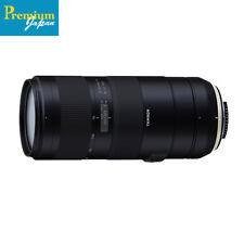 Tamron 70-210mm F4 Di VC USD (Model A034) Zoom Lens Japan Domestic Version New