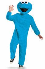 Sesame Street Full Plush Cookie Monster Prestige Adult Costume
