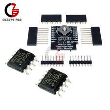 Wemos D1 Micro SD Mini Data Logger Shield+DS1307 RTC 512K I2C Clock For Arduino