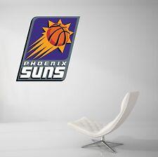 Phoenix Suns Basketball NBA Wall Decal Vinyl Decor Car Sticker Art J22