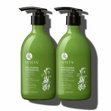 Luseta Macadamia & Argan Oil Hair Care Set Natural Sulfate Free Formula