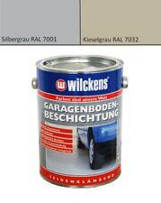 Wilckens 2,5 L Garagenbodenbeschichtung Garagenfarbe Bodenfarbe Seidenglänzend