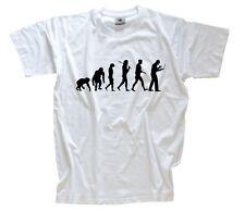 Standard Edition Lost computer connection Evolution wlan laptop T-Shirt S-XXXL