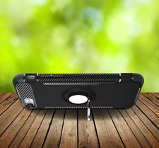 Handyhülle Schutzhülle TPU für Huawei u. iPhone Apple Ring 360° Magnet