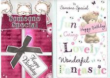 Alguien Especial Tarjeta Cumpleaños Various Diseños Para Elegir