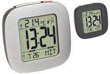 Radio-réveil TFA 60.2542 Heure radio-pilotée DCF-77 température interne