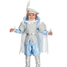 VESTITO COSTUME Maschera di CARNEVALE baby - PRINCIPE AZZURRO