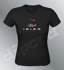 Tee shirt personnalise IBIZA FR S M L XL femme Sport formula racing
