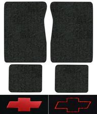 1975-1986 Chevy K5 Blazer Floor Mats - 4pc - Cutpile