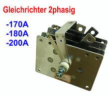 PMS Gleichrichter 170A-180A-200A/220V MIG/MAG Schweißgerät- Schutzgas Schweißen