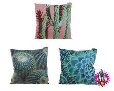 Cubierta Cojín Grande Cactus Cactus & Inserto Almohada