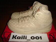 Nike Air Jordan 2 Retro Just Don BG GS Beach 839604-250 R JS DN B