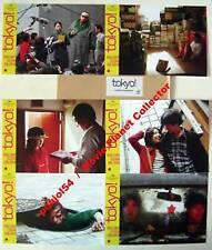 TOKYO ! Gondry - Carax - Bong - Set of 6 FRENCH LC