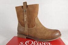 S.Oliver Damen Stiefel 26421 Stiefelette, Boots  braun  NEU!
