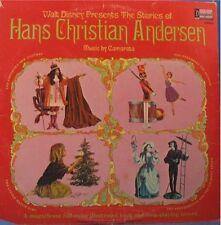 HANS CHRISTIAN ANDERSON, STORIES OF - DISNEYLAND LP