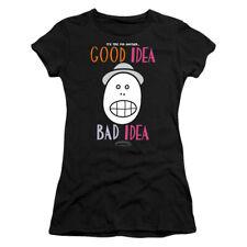 Animaniacs - Good Idea Bad Idea - Juniors T-Shirt