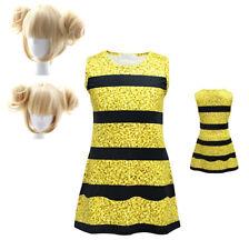 Simile Lol Queen Bee Vestito Carnevale Bambina Cosplay Tipo Lol Costume LOLQBEE1