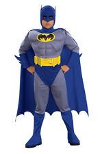 Batman Deluxe Muscle Chest Batman Boys Toddler/Child Costume