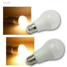 E27 LED Leuchtmittel 9W / 15W 230V warmweiß, Glühbirne Birne Lampe E-27, 1250lm