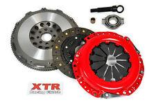 XTR STAGE 2 CLUTCH KIT+RACE LIGHT FLYWHEEL 200SX NX SENTRA 2.0L SR20DE G20 109RG