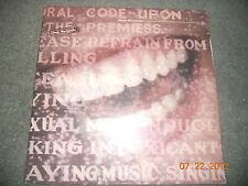Alanis Morissette - Supposed Former Infatuation Junkie LP NEW sealed RARE vinyl