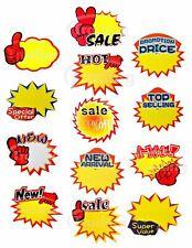 Venta Tienda Promo Signos-Pack De 10