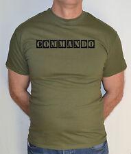 Commando, esercito, militari, Airsoft, T-shirt da combattimento