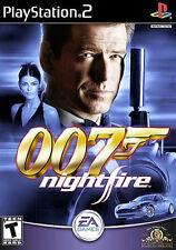 James Bond 007: Nightfire (Sony PlayStation 2, 2002) - Versión UK
