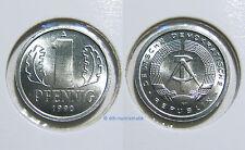 DDR 1 Pfennig MATT 1960-1990 *** Jahr und Erhaltung zur Auswahl