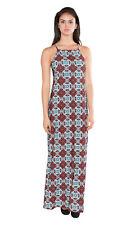 Viereck Spratt Sleeveless Maxi Dress